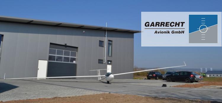 Garrecht Avionik Unternehmensgebäude