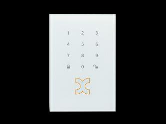 Keypad-frontal