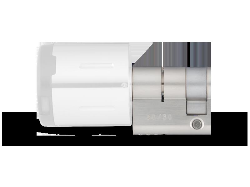 Profile Half Cylinder For Wireless Door Knob - Kentix GmbH