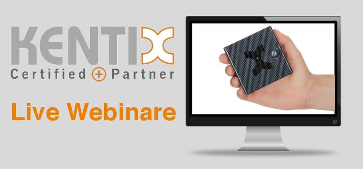 Mit Online Training zertifizierter Kentix-Partner werden