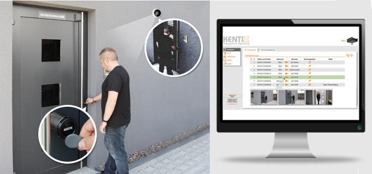 Bildergebnis für kentix smart access