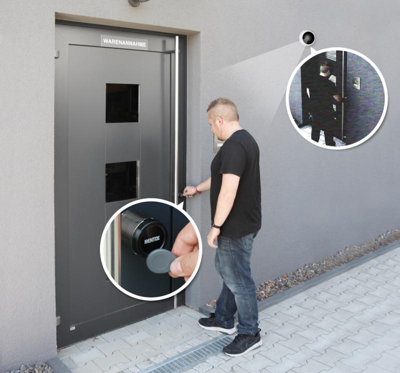 KomplettSet-DoorLock - Dashboard