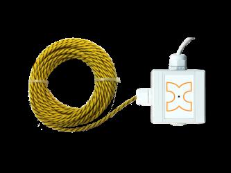 Leckagesensor Rope mit Sensor-Kabel