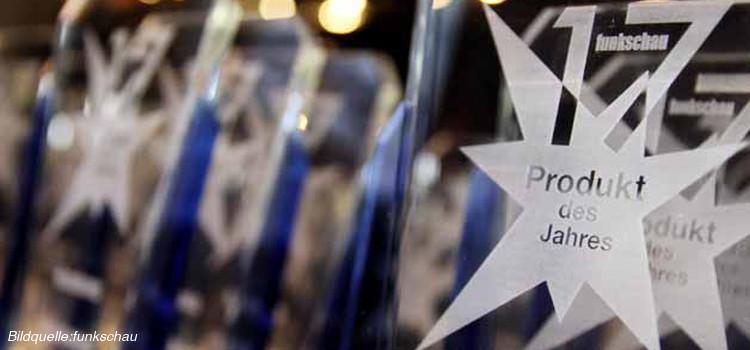Kentix MultiSensor-LAN wins ICT Product of the Year Award 2017