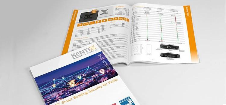 Kentix Katalog 2018