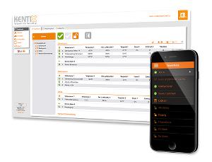 Einfach zu verwalten: Kentix-Lösung zur physischen Absicherung von Industrie 4.0