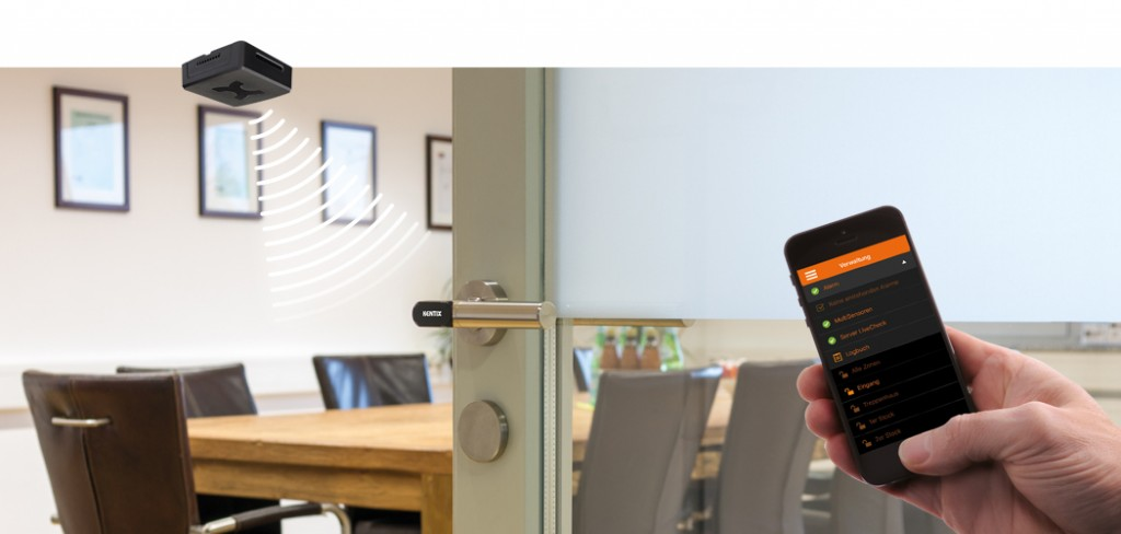Smart Access Control System by Kentix