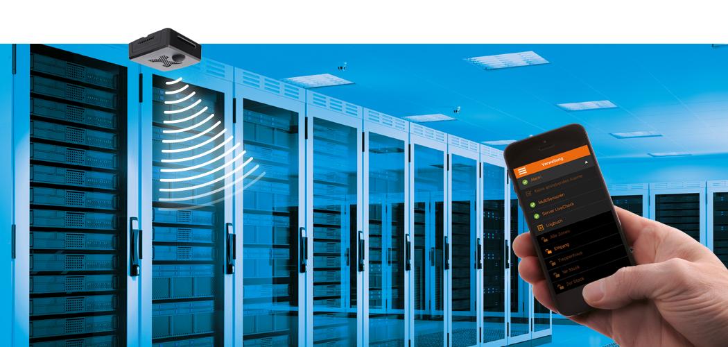 Kentix Server Room Security